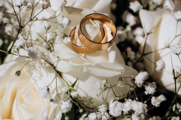 cérémonie de l'anneau
