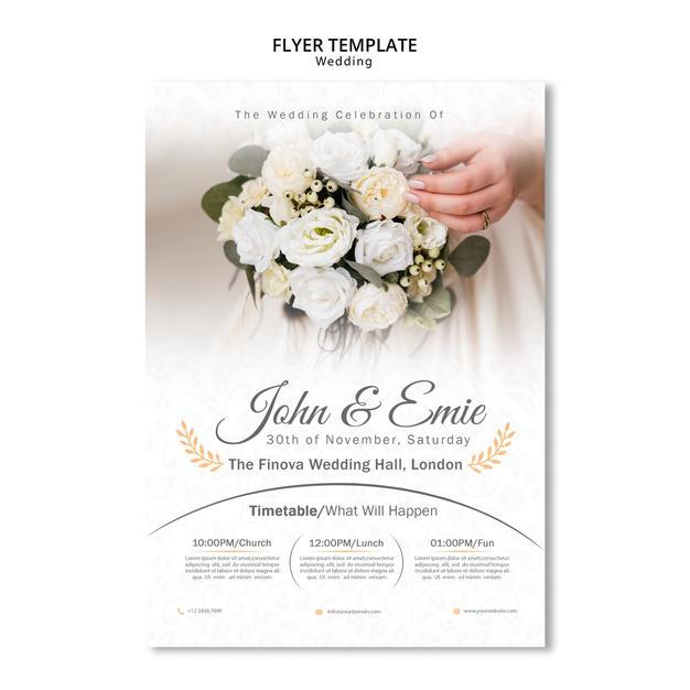 invitations de mariage numériques